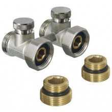 Válvula en H Climastar para instalación monotubo