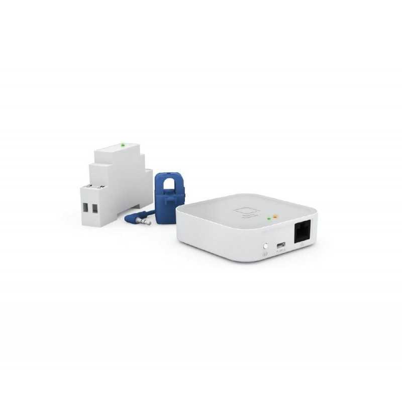 Pack Medidor-Racionalizador + Centralita Ecotermi Termoweb