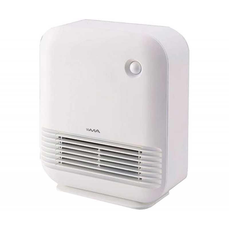 Calefactor cerámico sensor movimiento Kayami Navia Eco-Motion