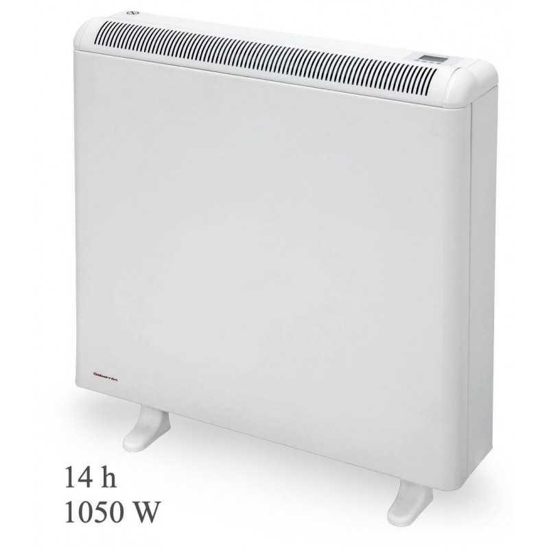 Gabarrón ECO3 PLUS - Acumulador de calor digital programable con wifi, 14 h, 1050 W