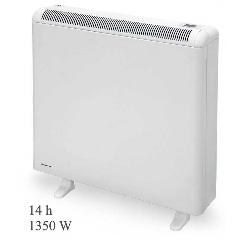 Gabarrón ECO3X PLUS - Acumulador de calor digital programable con wifi, 14 h, 1350 W