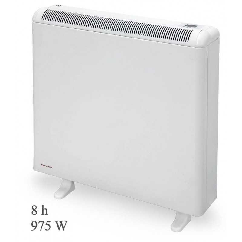 Gabarrón ECO158 PLUS - Acumulador de calor digital programable con wifi, 8 h, 975 W
