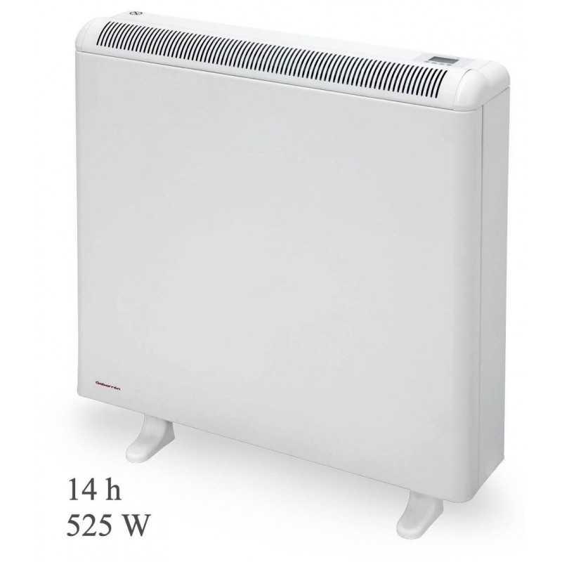 Gabarrón ECO1 PLUS - Acumulador de calor digital programable con wifi, 14 h, 525 W