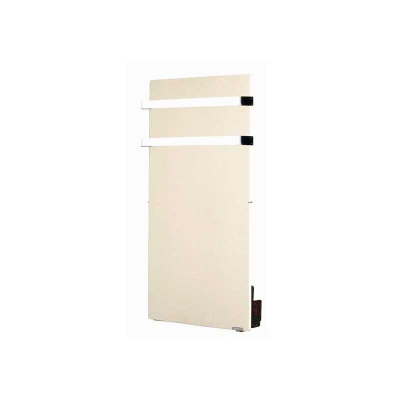 Climastar Avant Touch rectangular - Toallero eléctrico pantalla táctil, 800 W