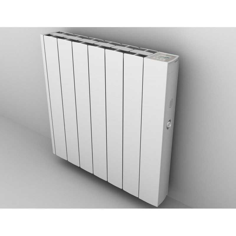 Ducasa IEM Ducaheat 1500 - Emisor térmico conexión internet, 1500 W