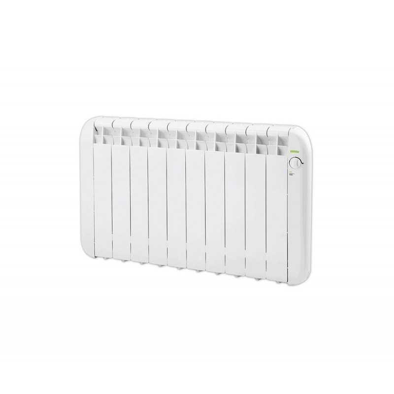 Ecotermi TPA10 - Emisor térmico de fluido, 1500 W