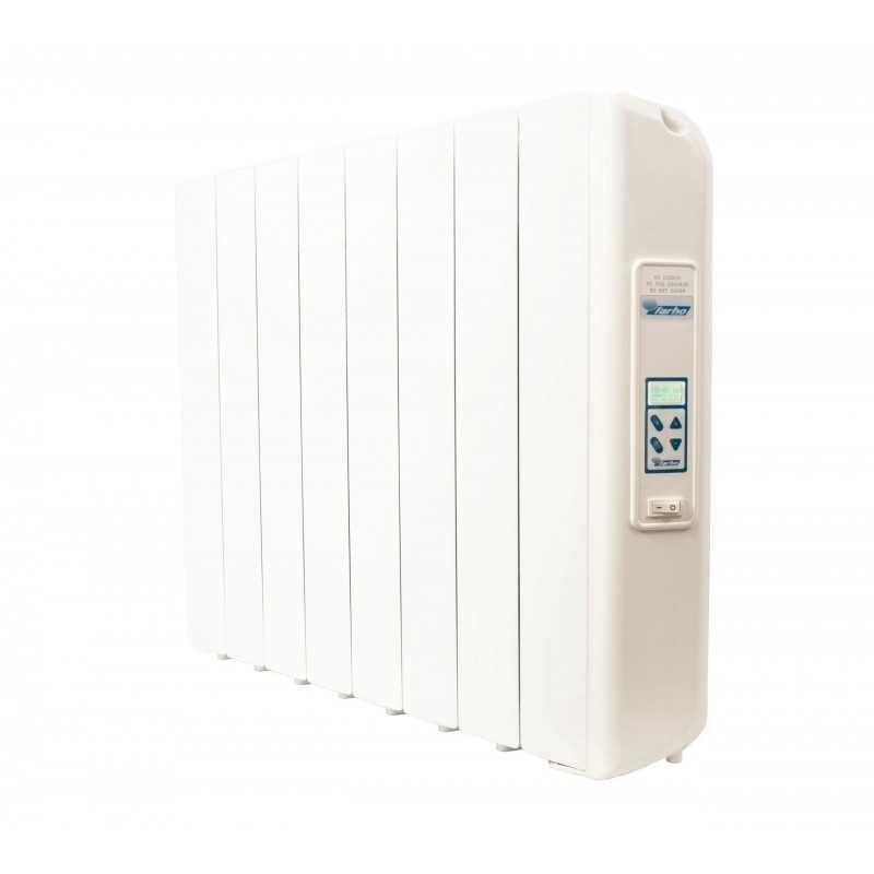 Farho XPU08 - Emisor térmico con wifi, 1330 W