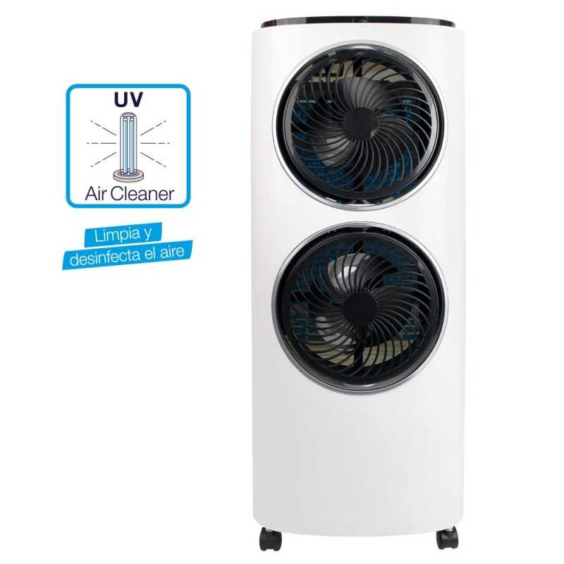 Gabarrón Briss - Climatizador evaporativo ultravioleta