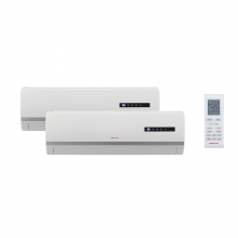 2x1 MultiSplit Gabarron Inverter IGMB18NK3F