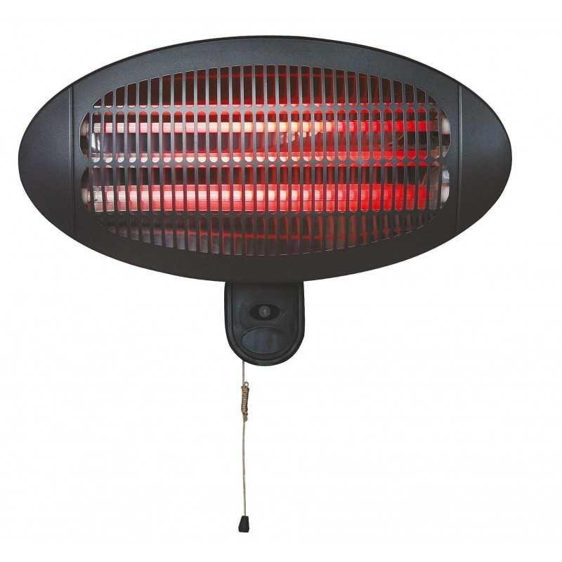 Calefactor infrarrojo Gabarron IDM
