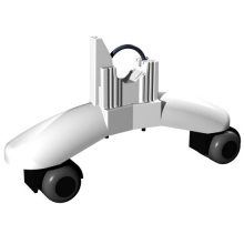 Conjunto ruedas para emisores Ducasa Avant