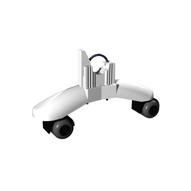 Conjunto de ruedas para radiadores Ducasa EM