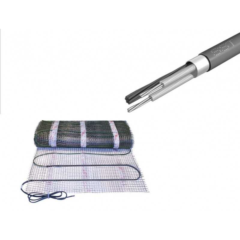 Malla calefactora Ducasa MDC (150W/m² a 230V)
