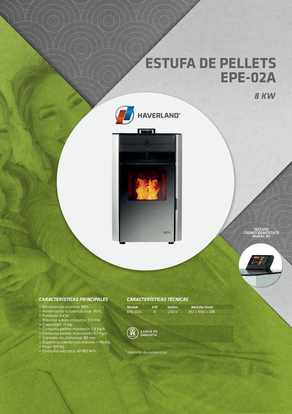 Ficha técnica EPE-02A