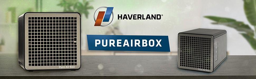 Purificador de aire Haverland PureAirBox