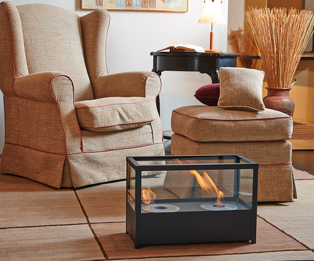 Chimeneas de bioetanol: La mejor alternativa para calentar tu hogar