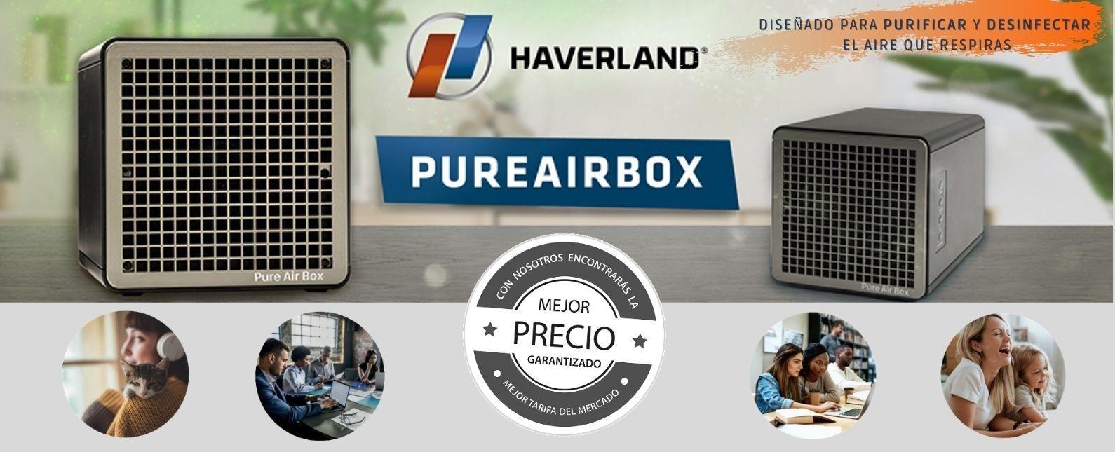 Purificador de aire Haverland Pure Air Box